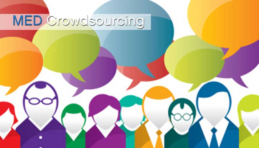 Med-Crowdsourcing